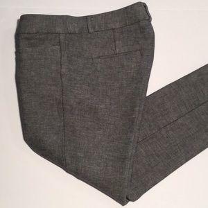 Banana Republic Sloan Grey Pants Size 0